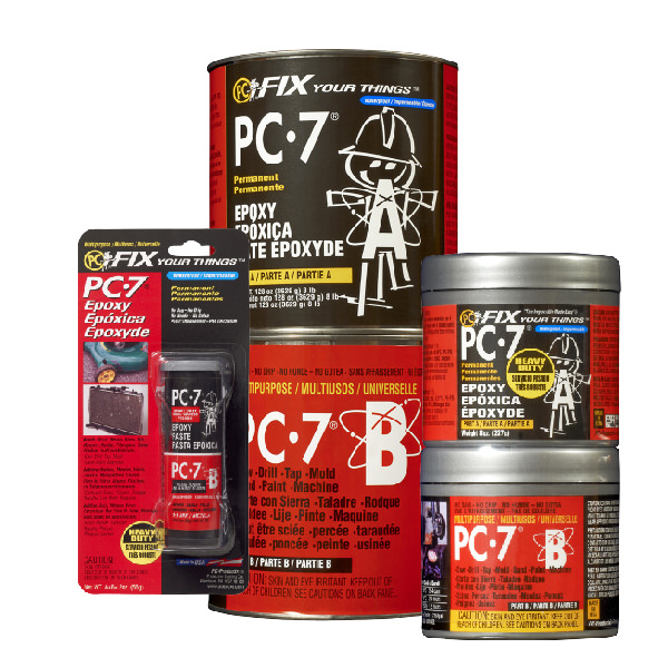 PC-7® Paste Epoxy – Protective Coating Company