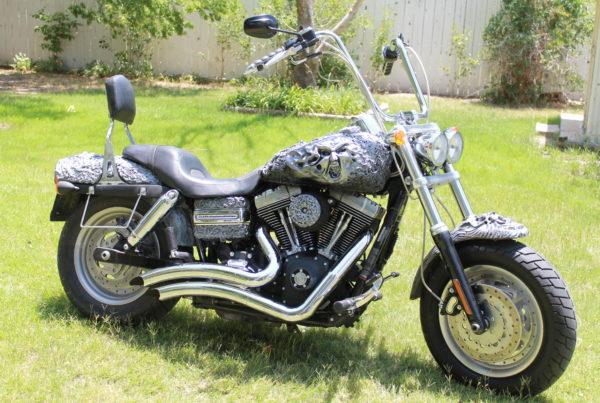 Harley Davidson - PC-Concrete