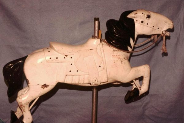 Horse Carousel - Before