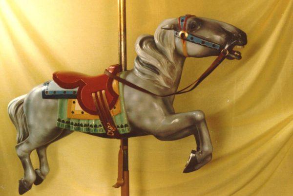 Horse Carousel - PC-7