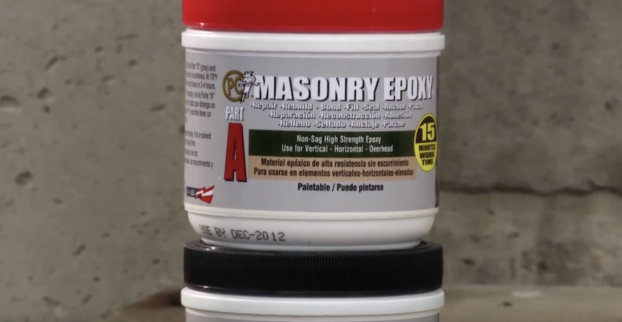 PC Masonry Epoxy Video Preview