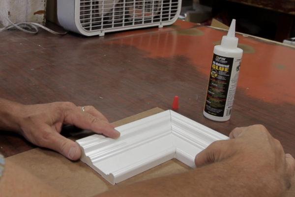 Universal Glue Molding Jointed
