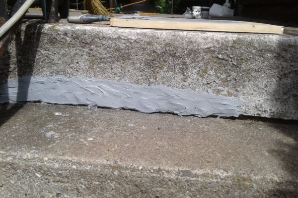 Crack and Stucco Repair - Steps After