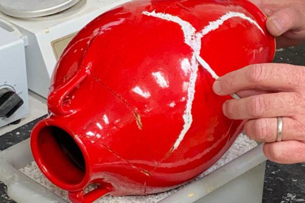 Adding PC-11 to the Kintsugi Vase